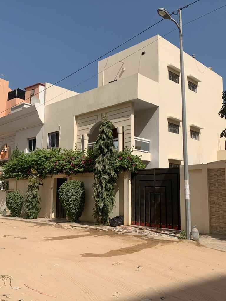 Maison à vendre, cité Keur Gorgui