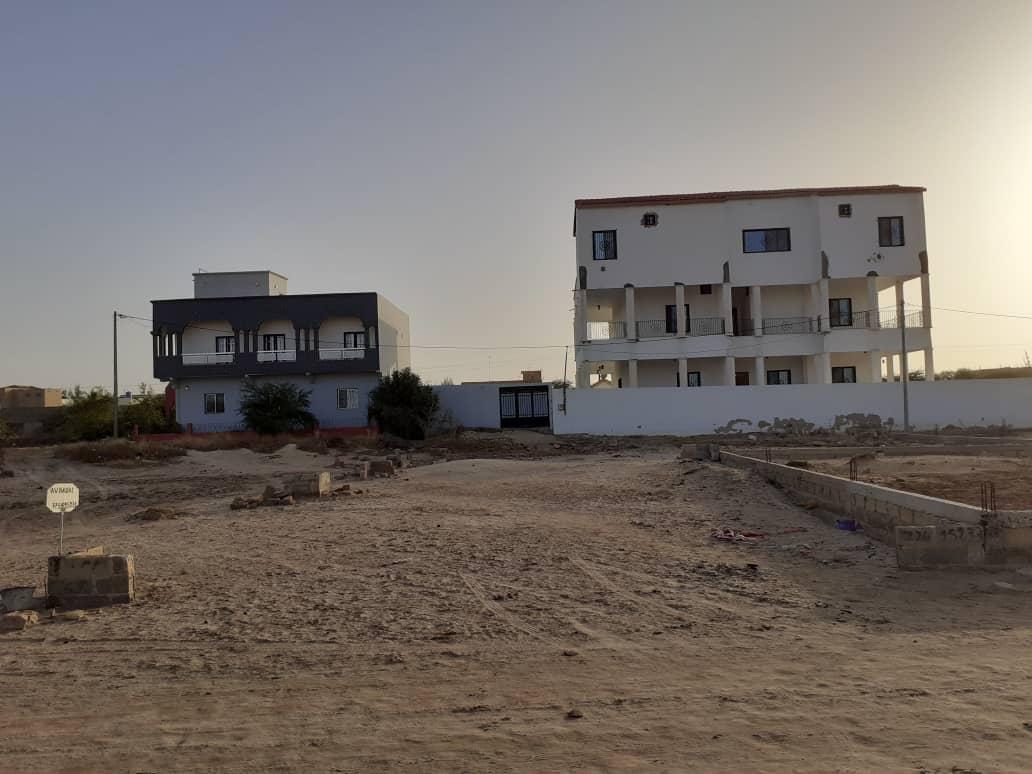 Land for sale, Sendou Dakar Senegal