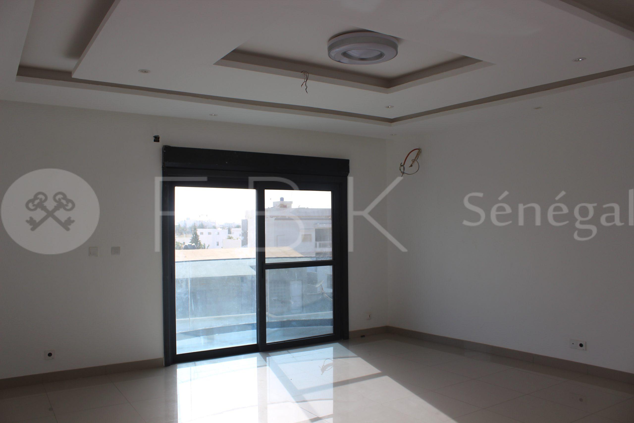 Appartement 4P à louer sur les Almadies, Dakar