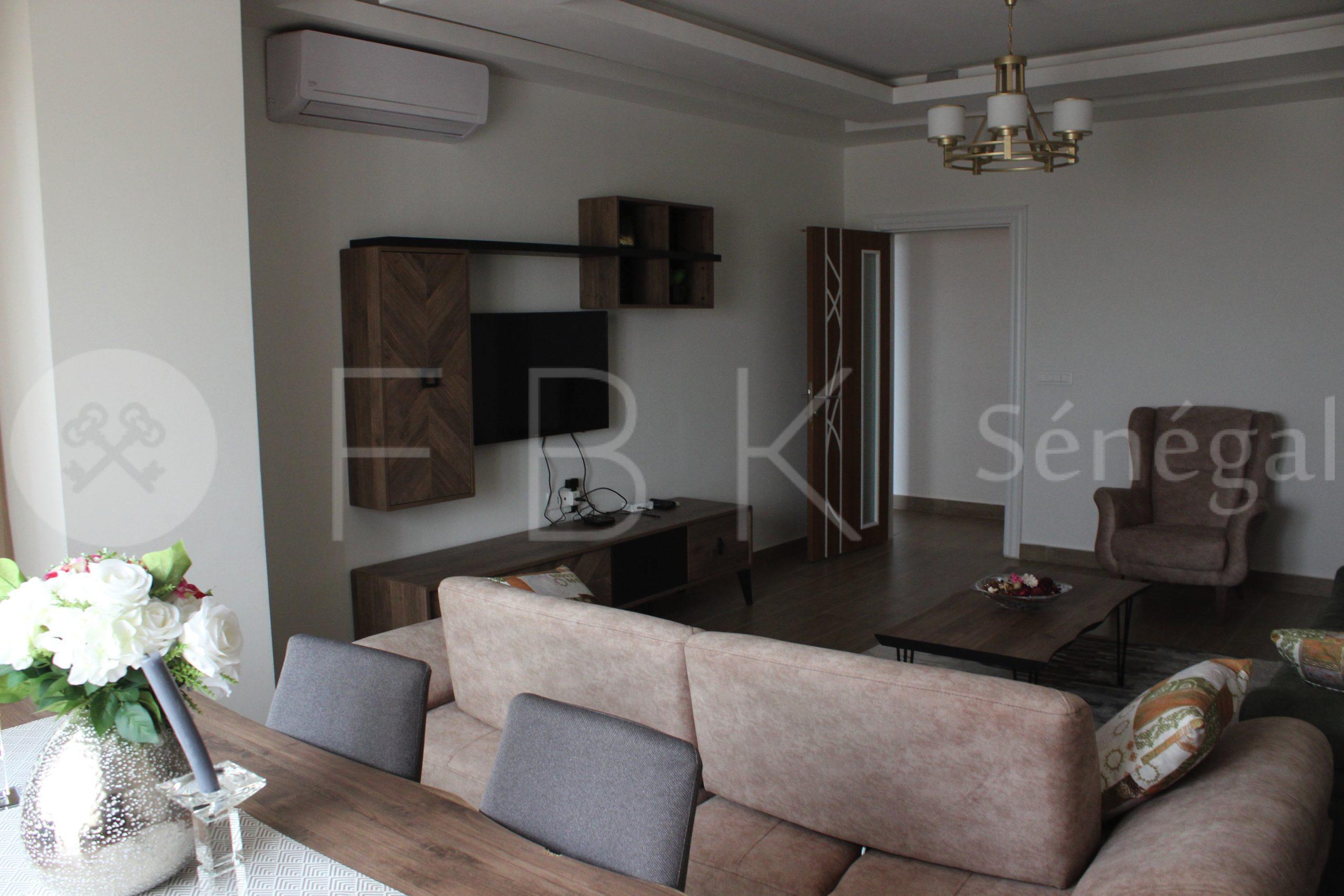 Appartement 4P à louer au Waterfront Dakar