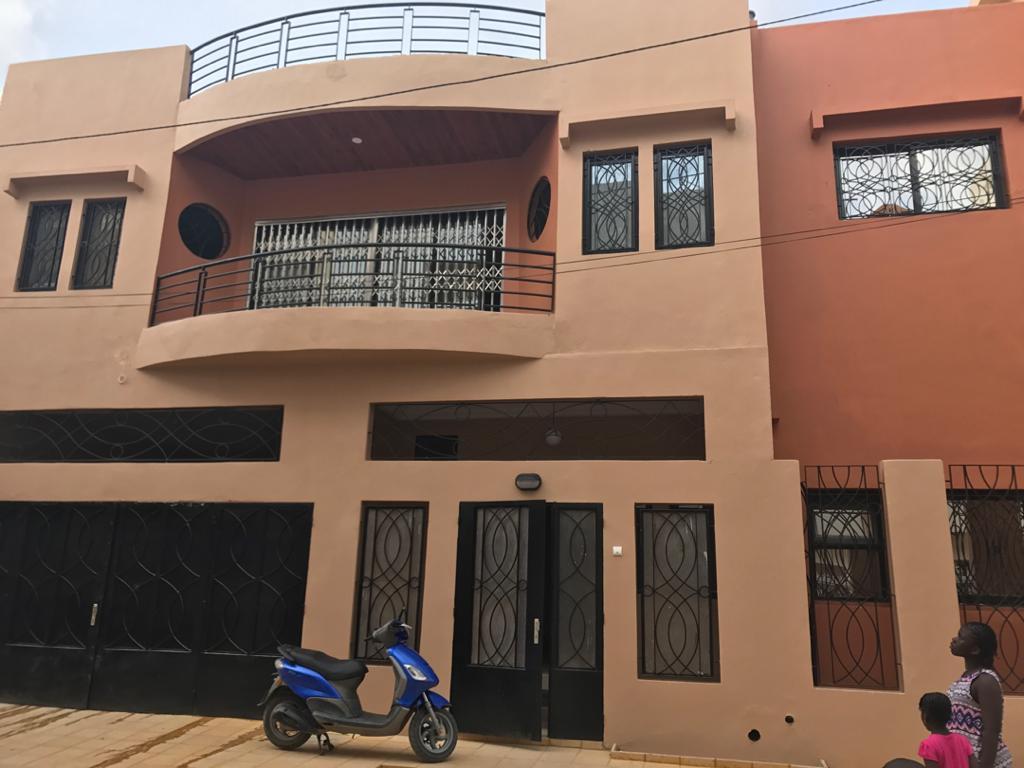 Appartement à louer Mamelles Dakar