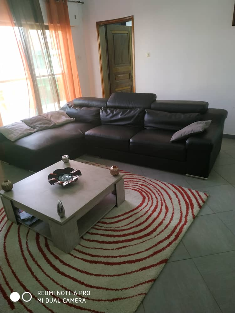 Appartement Meuble A Louer Dakar Point E