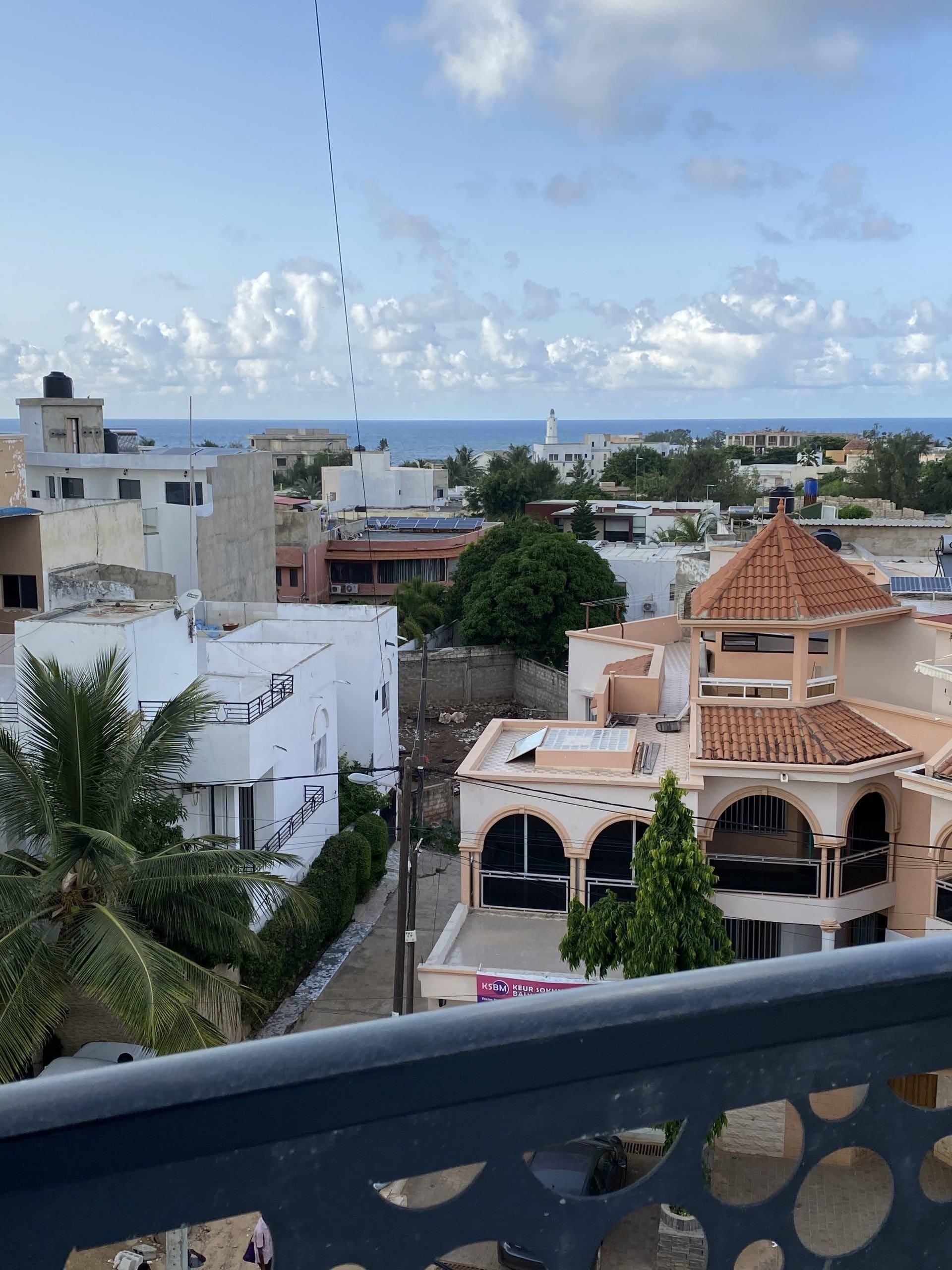 Appartement à louer Dakar Biagui