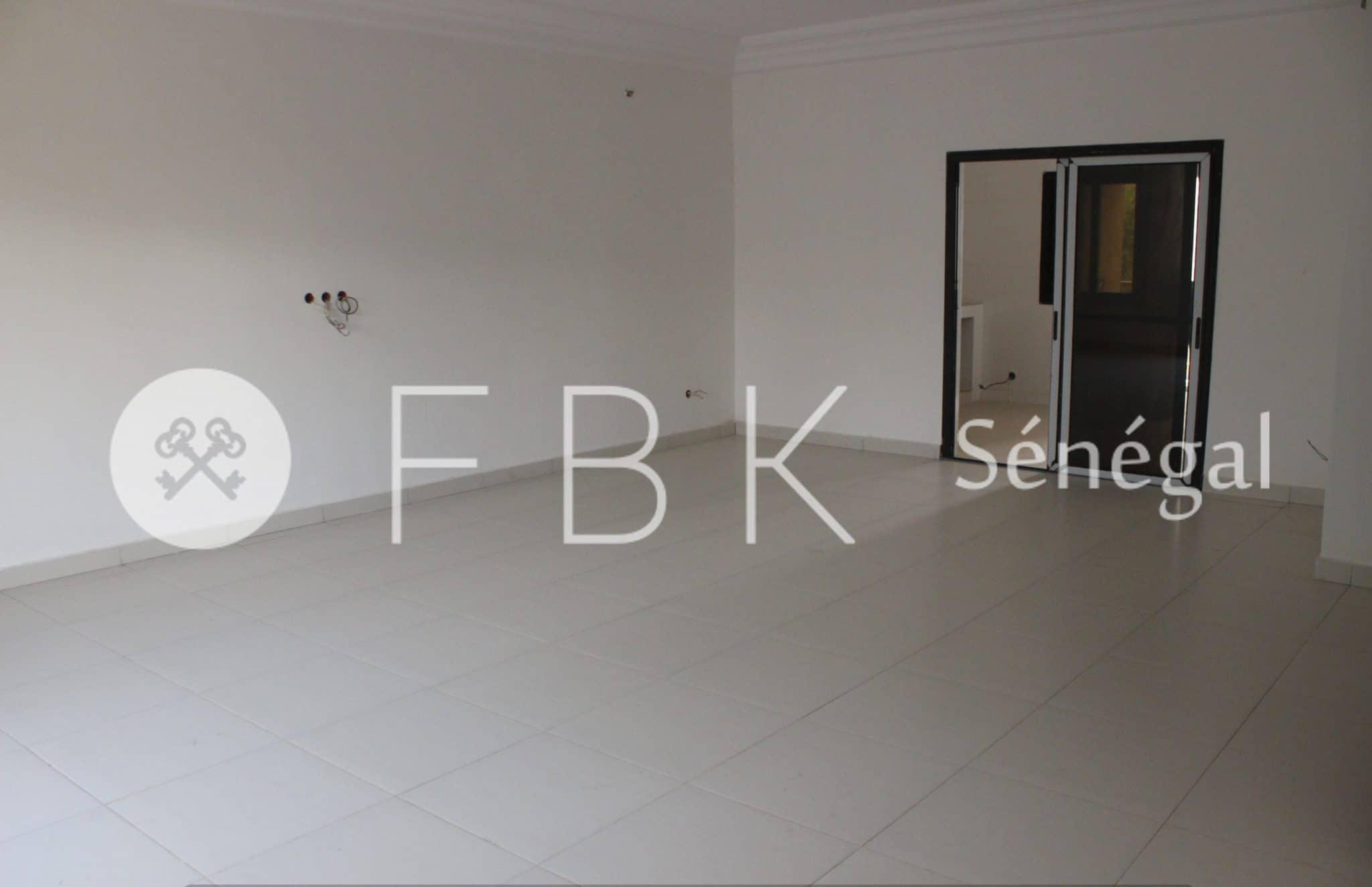 Appartement 4P à louer,Hann marinas, Dakar