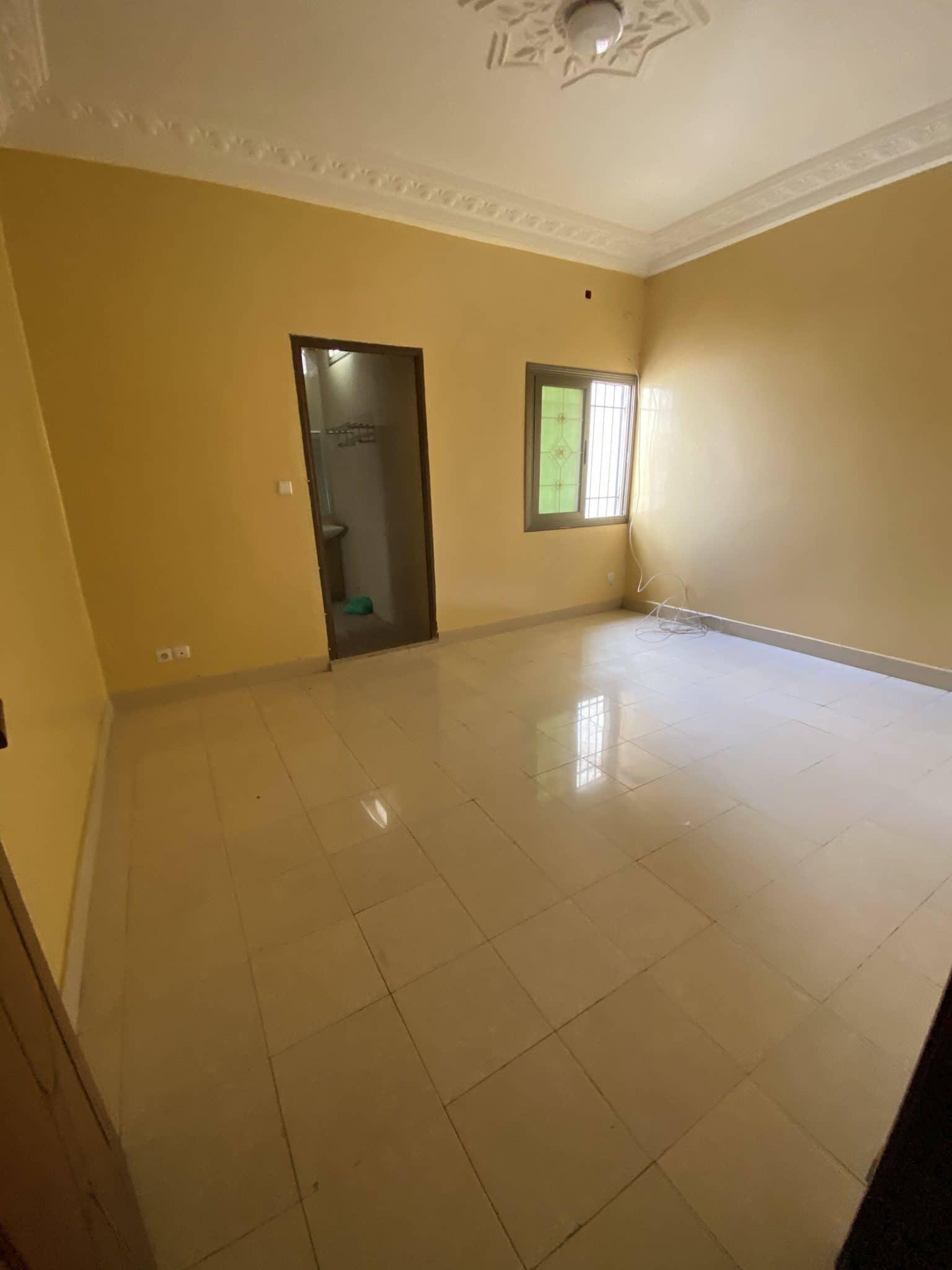 Appartement à louer Dakar Yoff