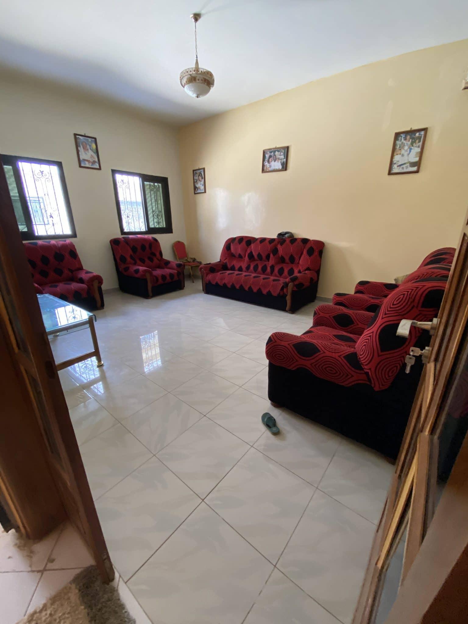 Maison à vendre DAkar Zack Mbao
