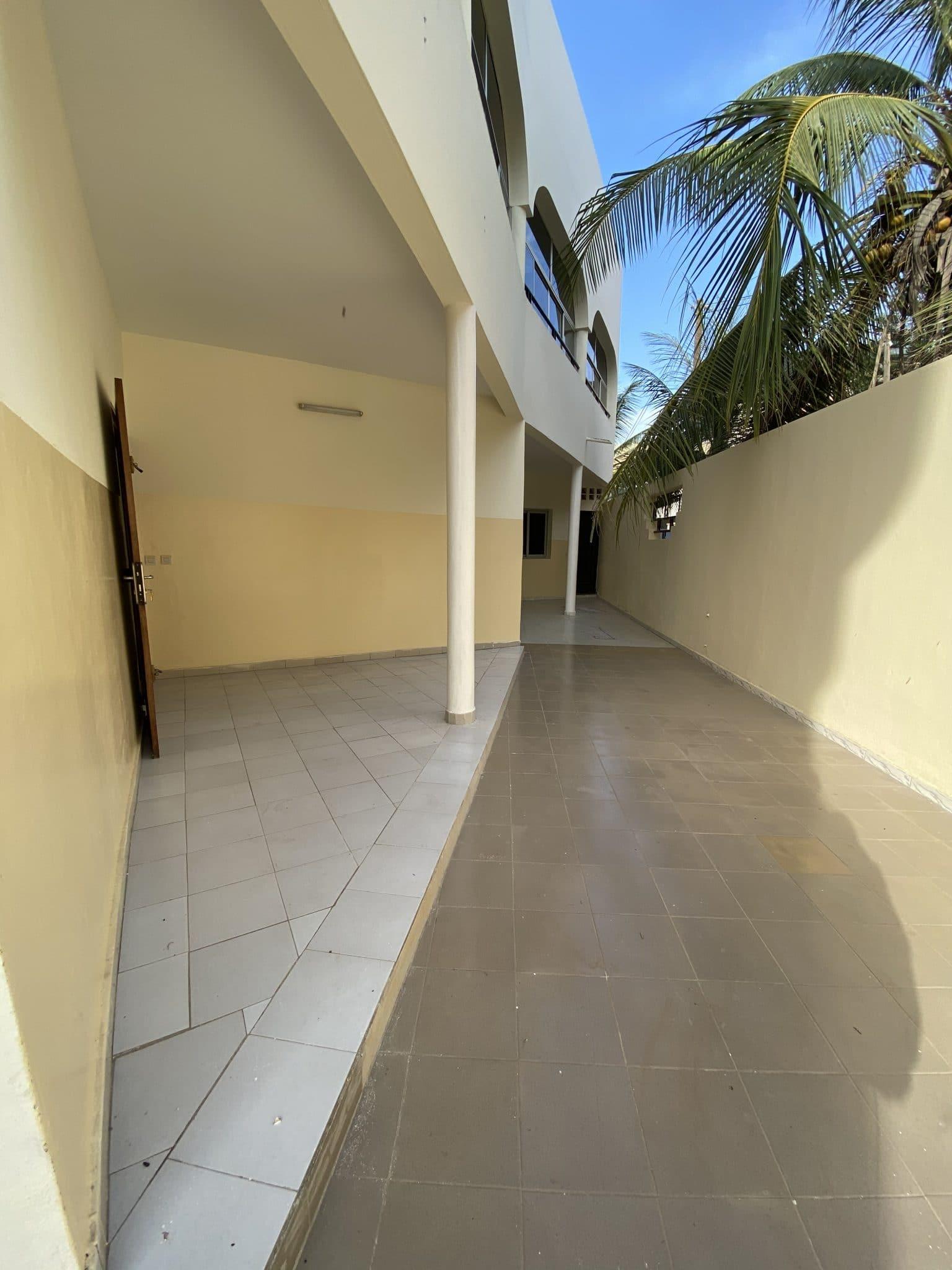 Maison à louer Dakar VDN