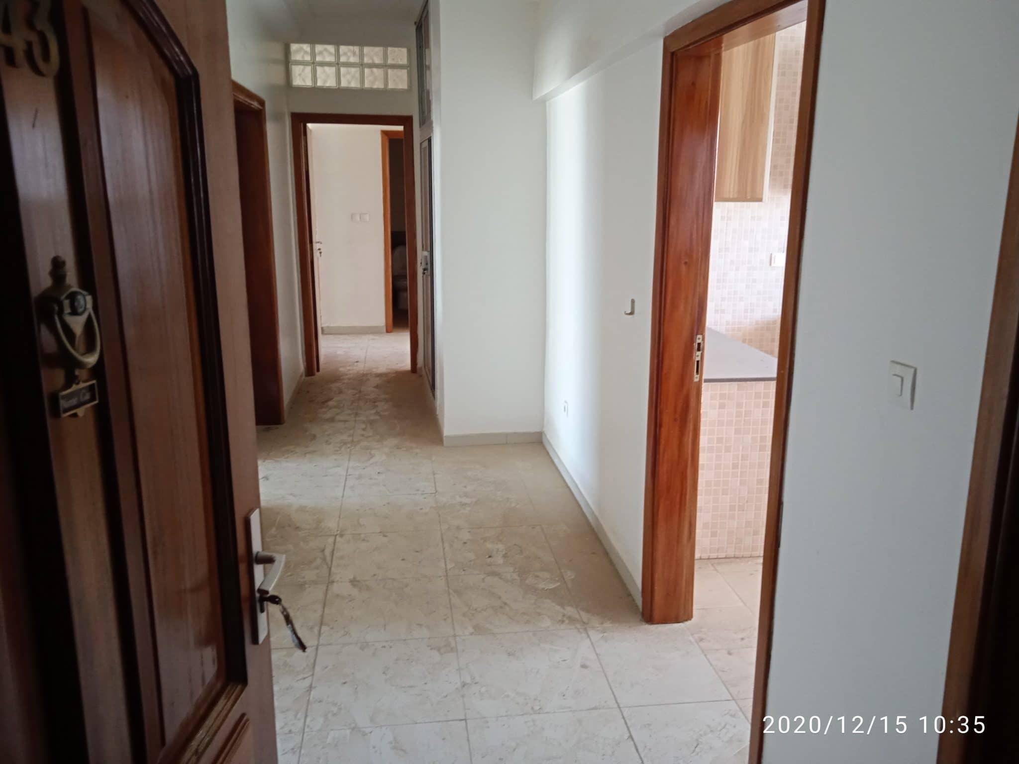 Appartement a louer Dakar Plateau