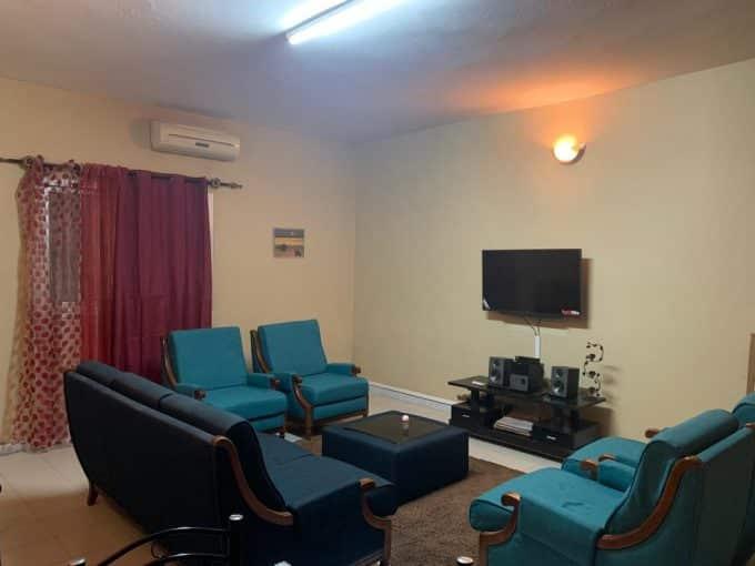 Studio meublé à louer DAkar Castors