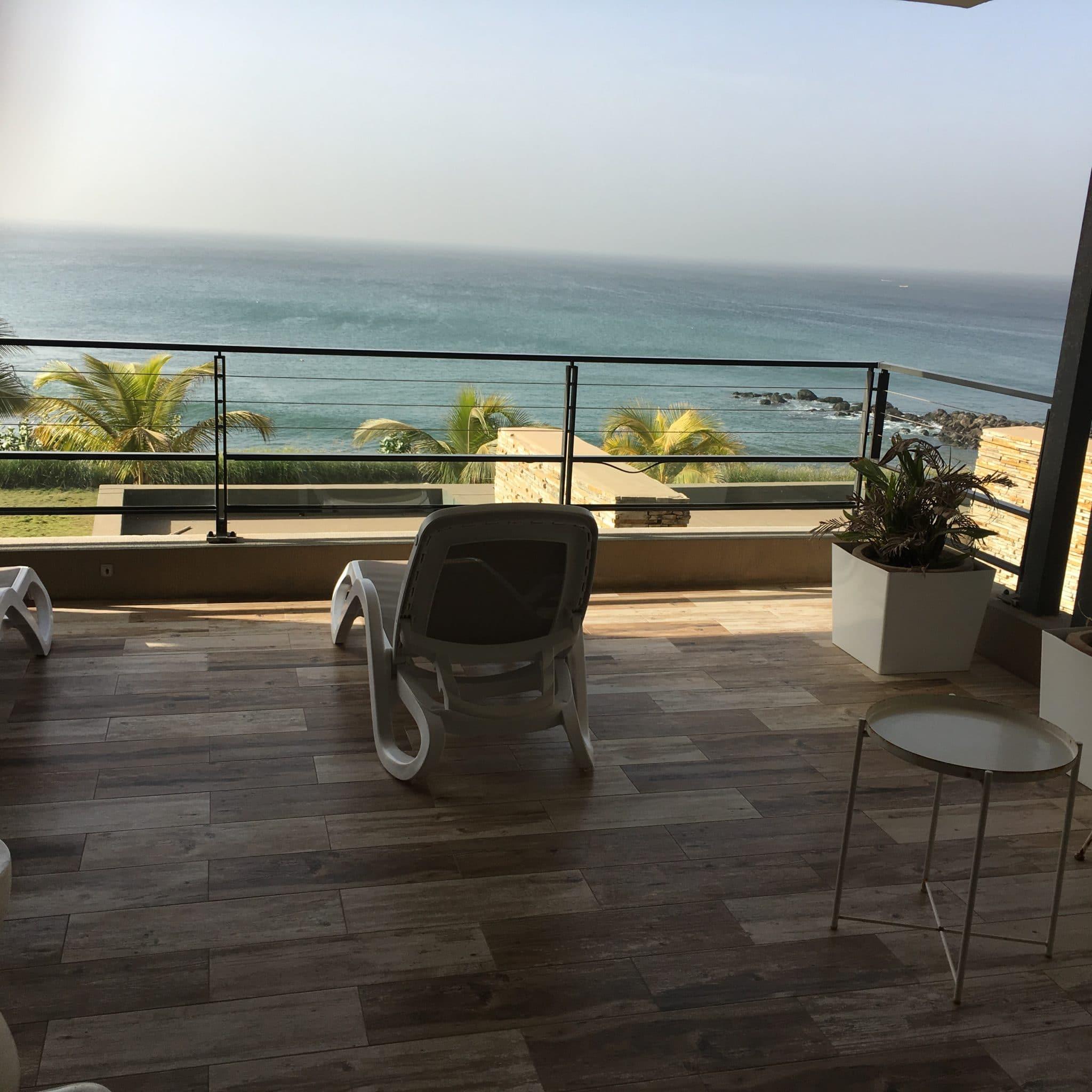 Appartement Meublé à Louer à Dakar à Water Front