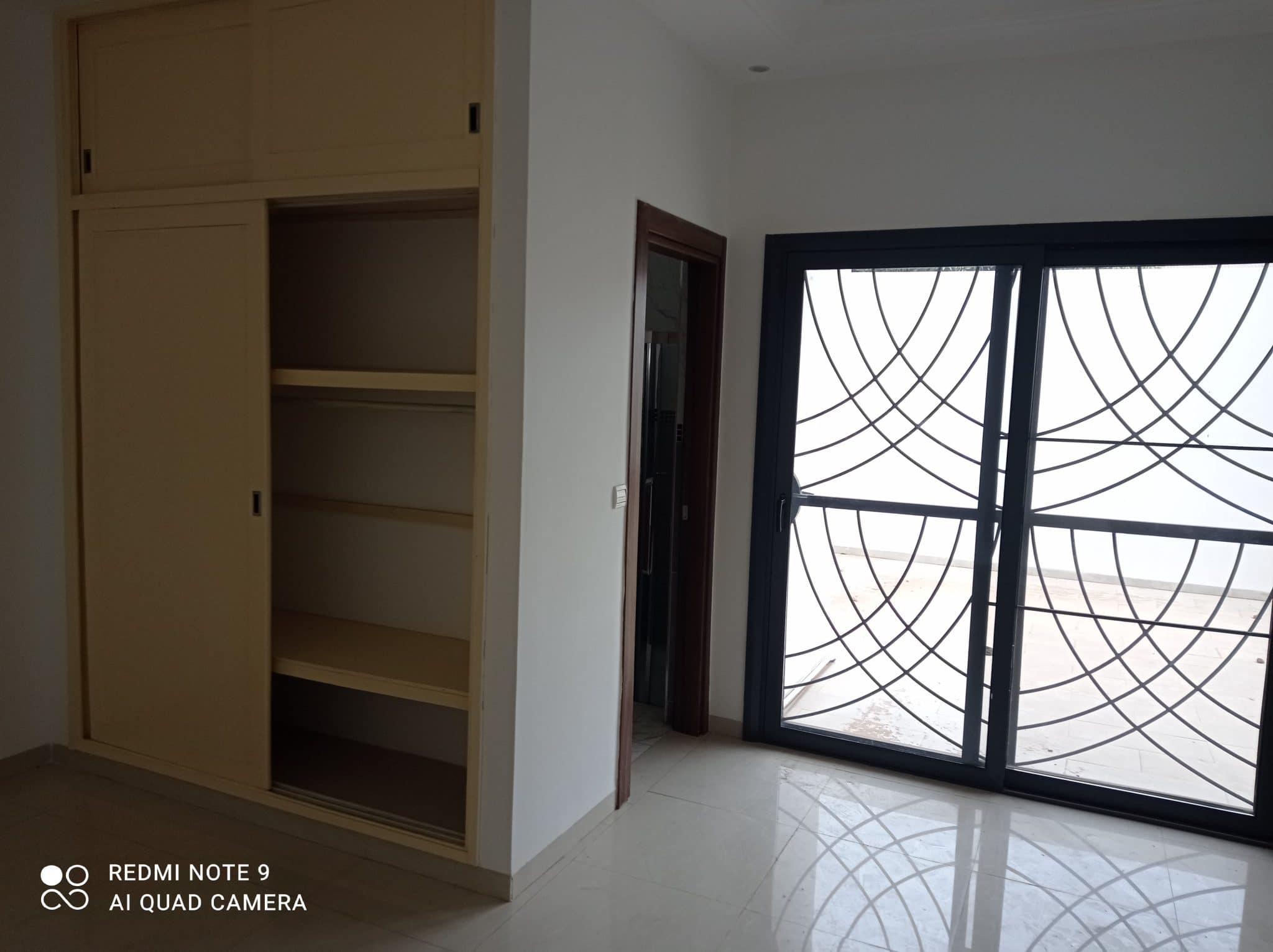 Appartement à louer sotrac Mermoz