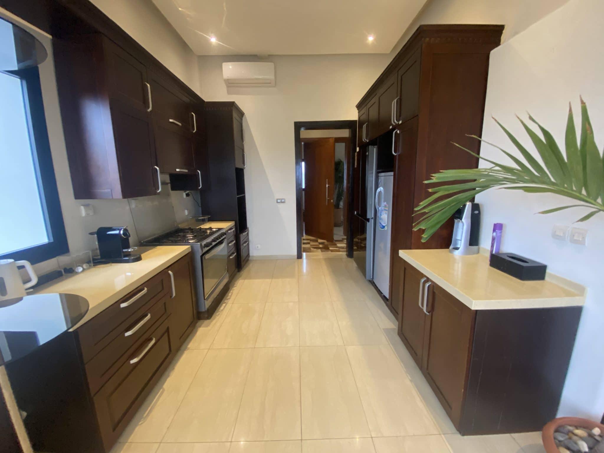Duplex meublé à louer Ngor-Almadies