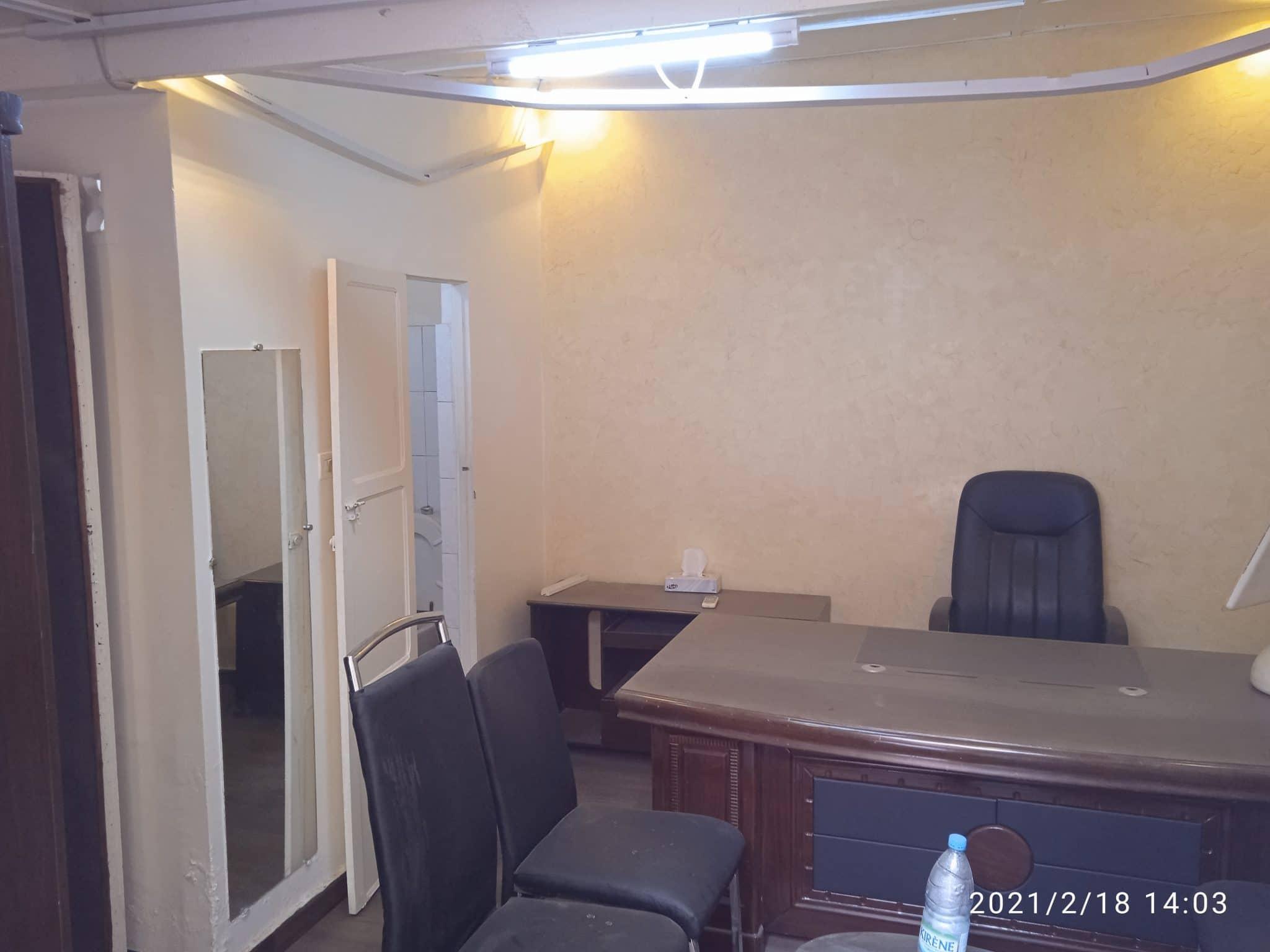 Studio à louer à ,Dakar ,Plateau