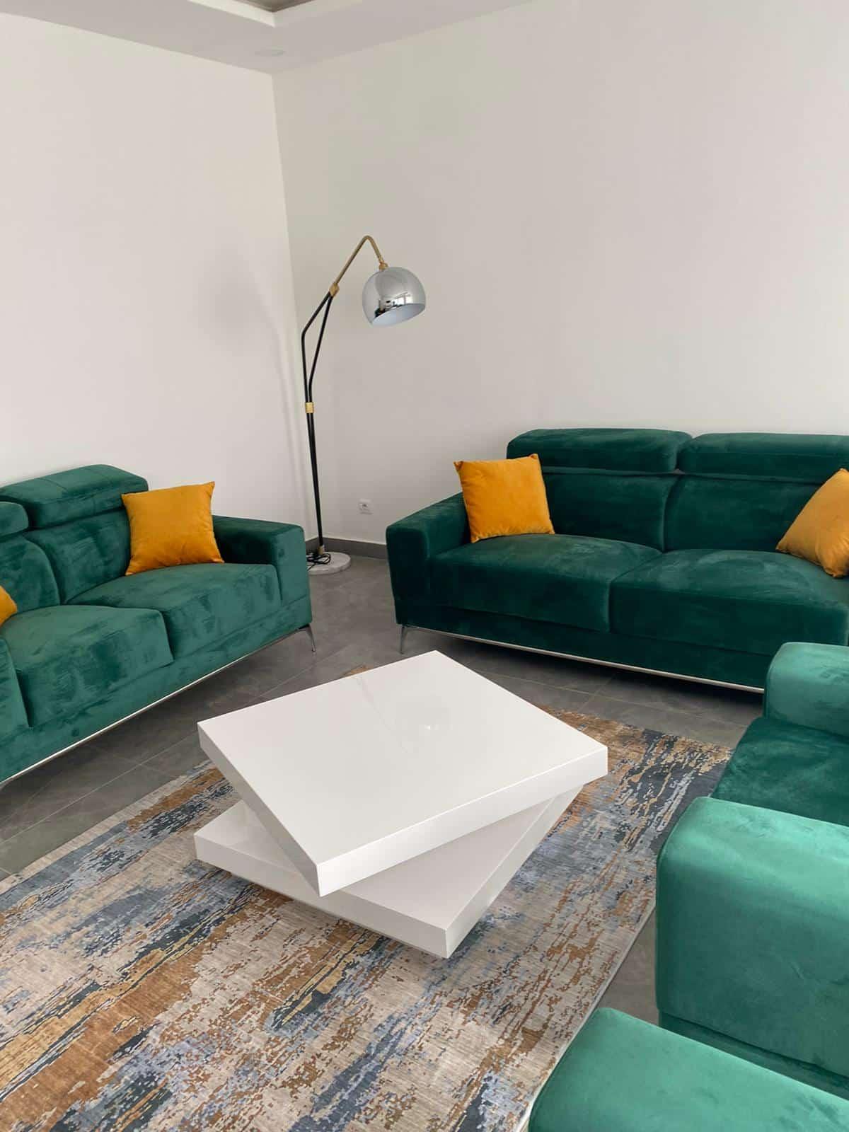 Appartement Meublé à Louer à Dakar Amitié