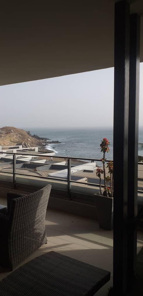 Appartement Meublé à Louer à Dakar Mermoz à water front