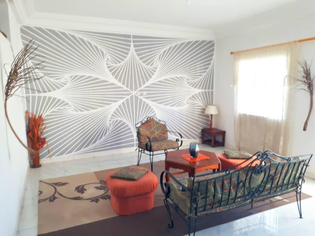 Appartement meublè à louer Dakar sacrè coeur