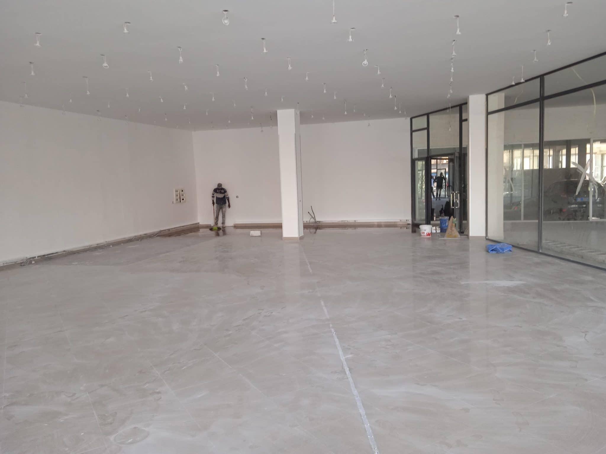 Bureau à louer à Dakar plateau