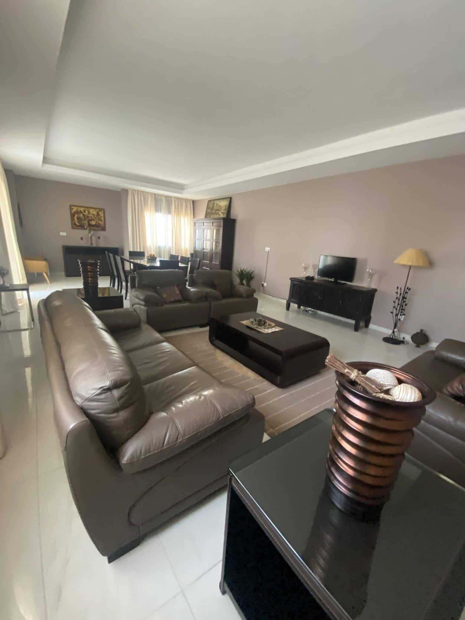 Appartement meublé à louer DAkar Ngor