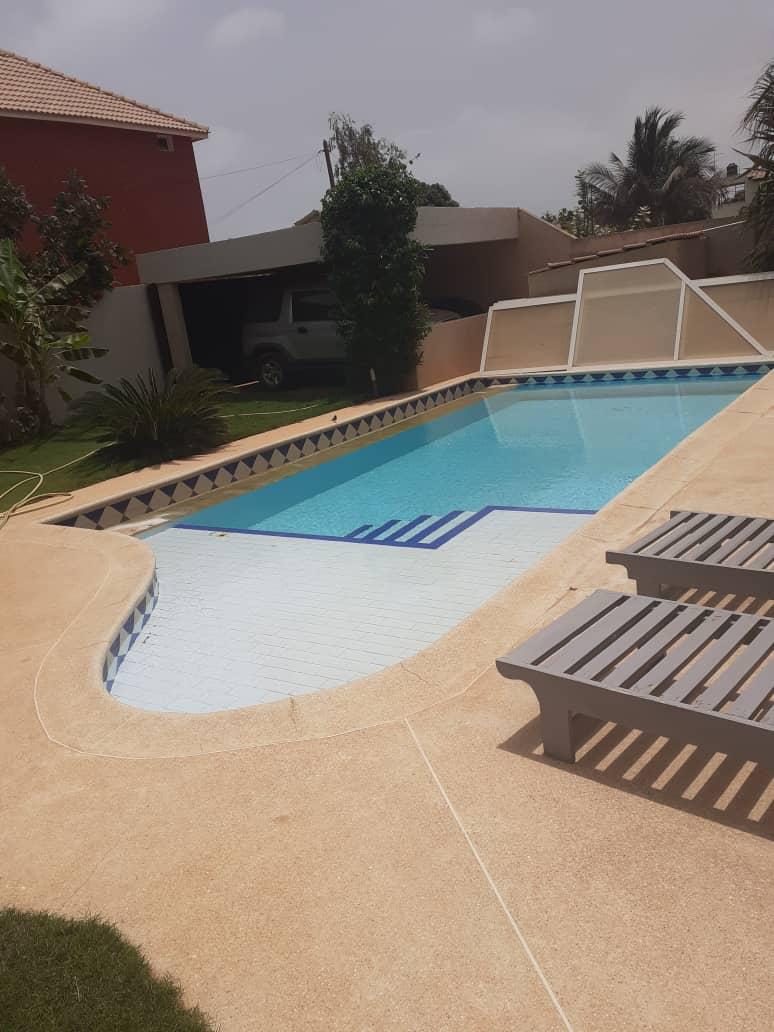Villa Meublé à Louer à Dakar à Saly