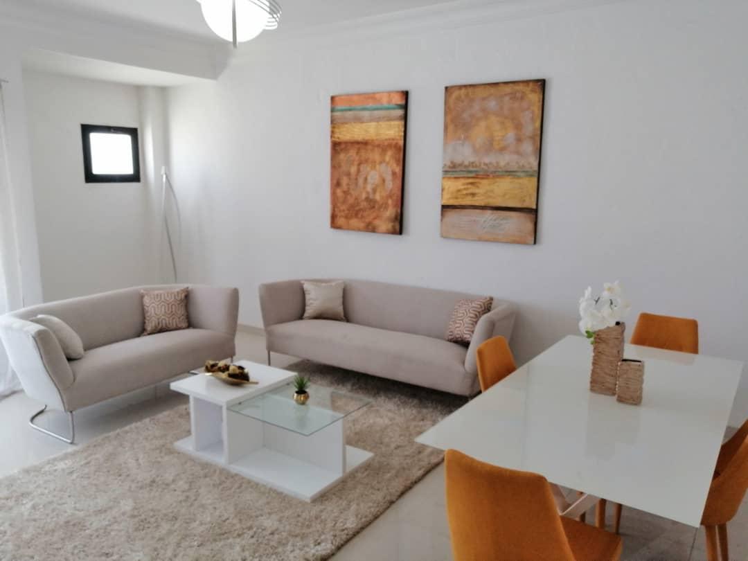 Appartement meublé à Louer à Sotrag Mermoz