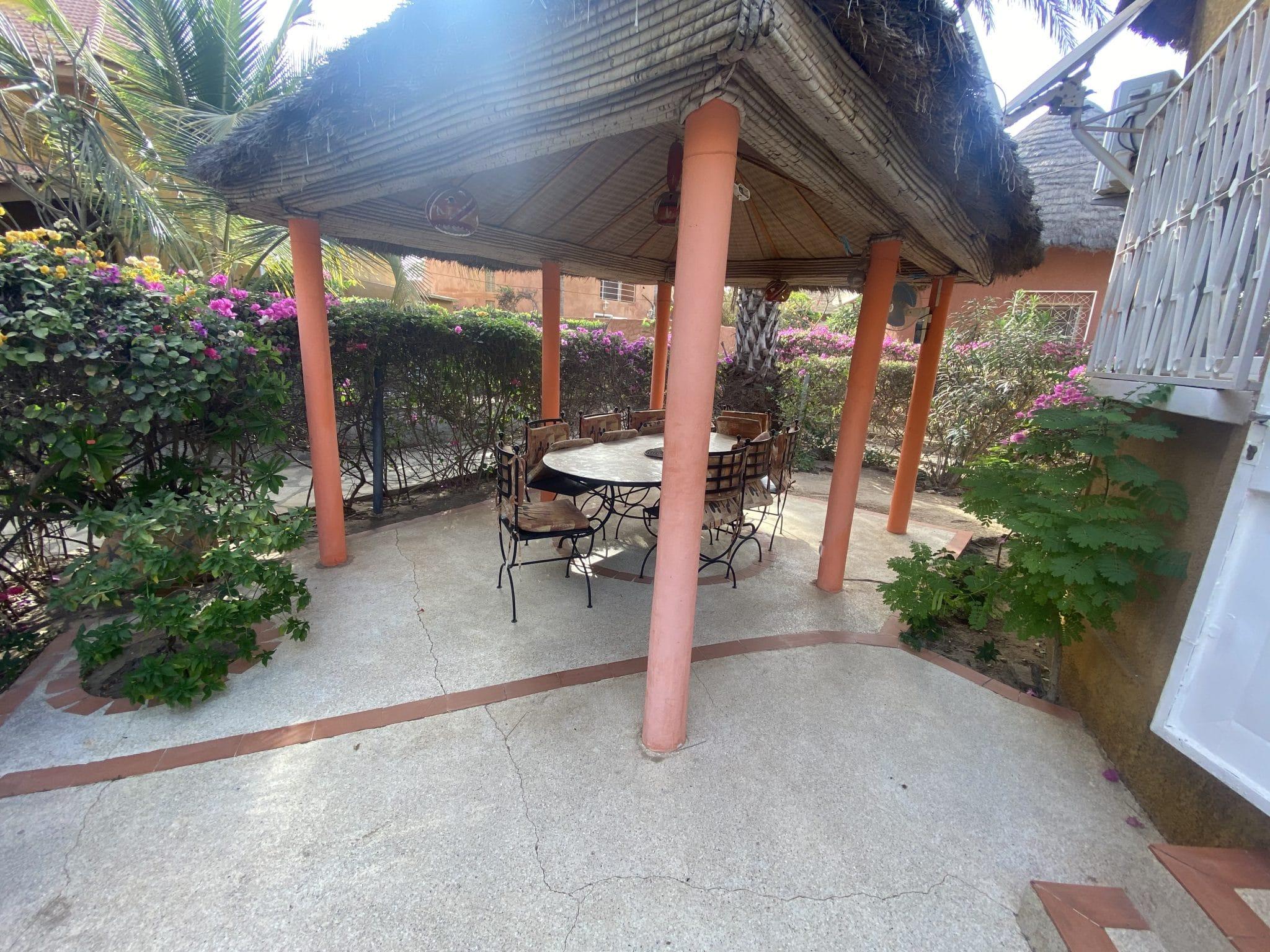 Petite villa à louer à Saly