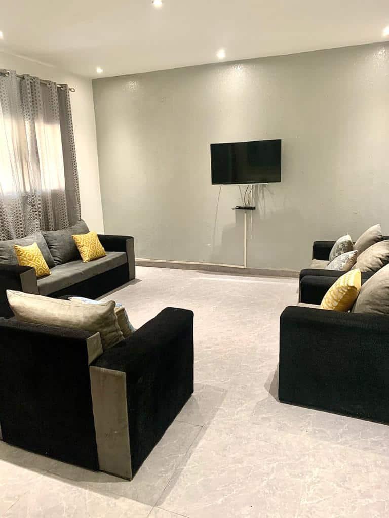 Appartement à Louer Dakar à sacré cœur 1