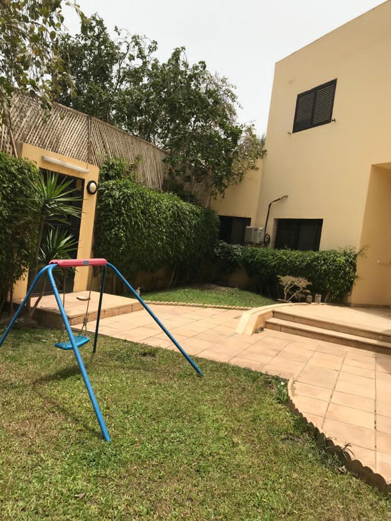 Maison à Louer à Dakar Sotrag Mermoz