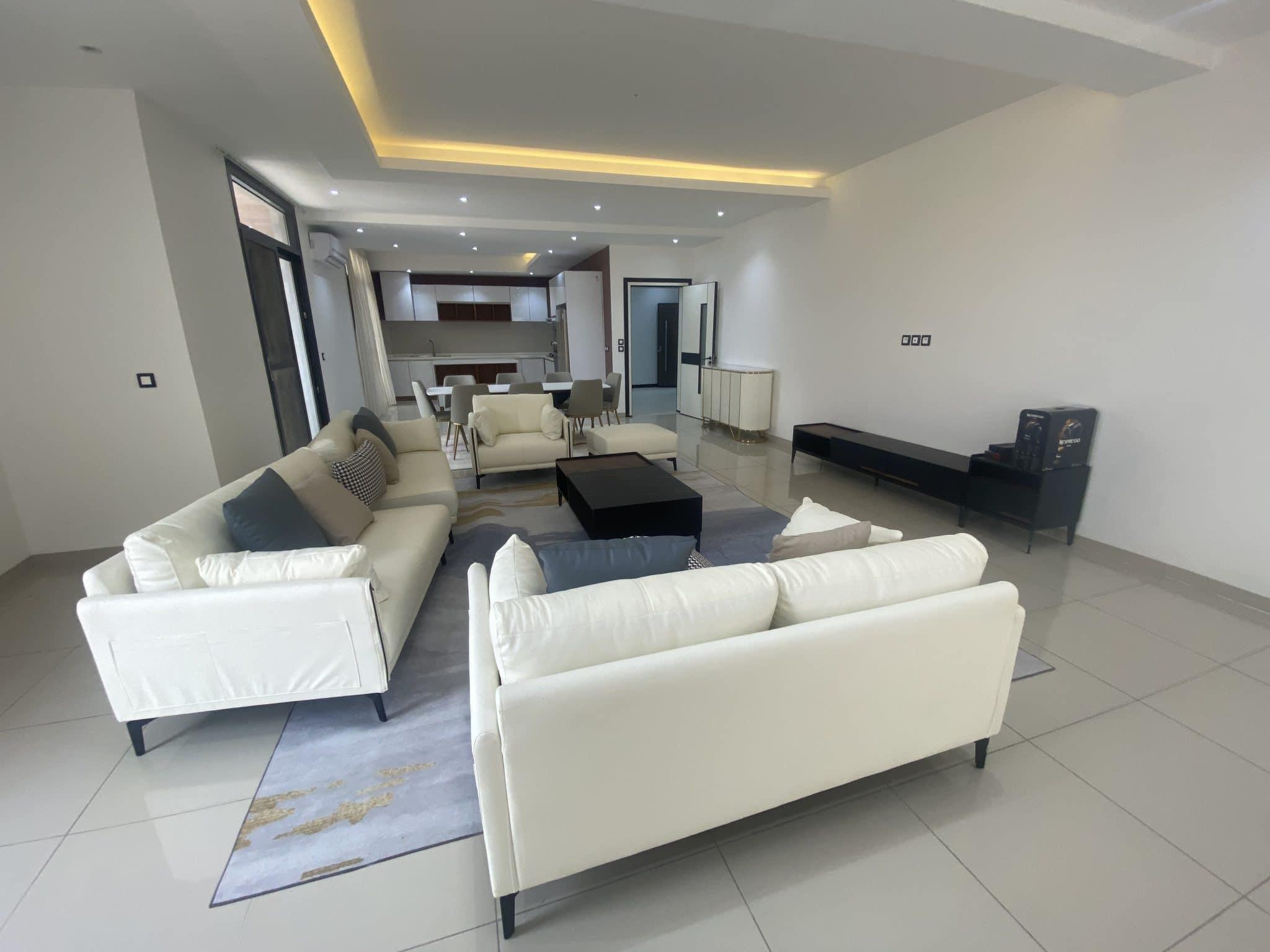 Superbe appartement meublé à louer aux Almadies