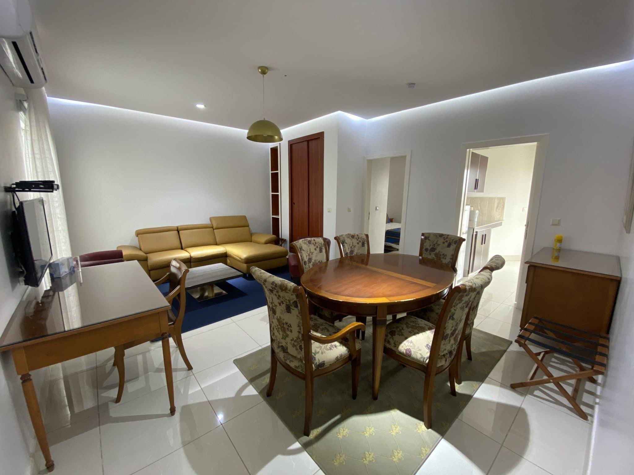 Studio meublé à louer Dakar Almadies