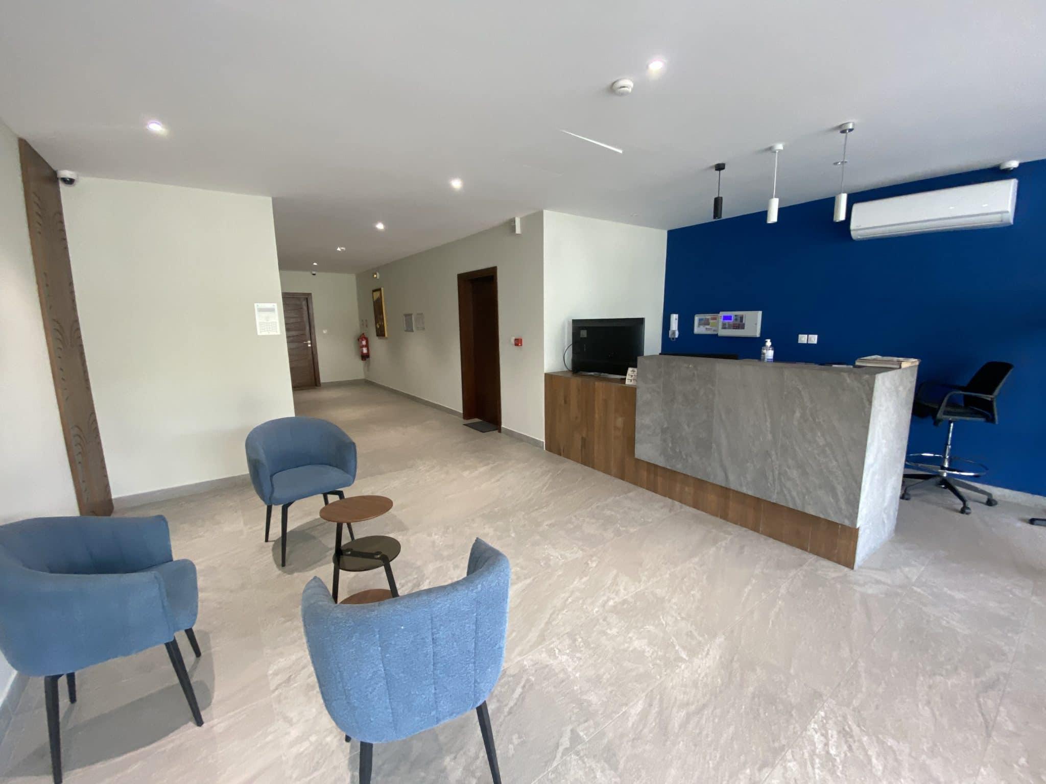 Appartement à vendre Dakar Fann Residence