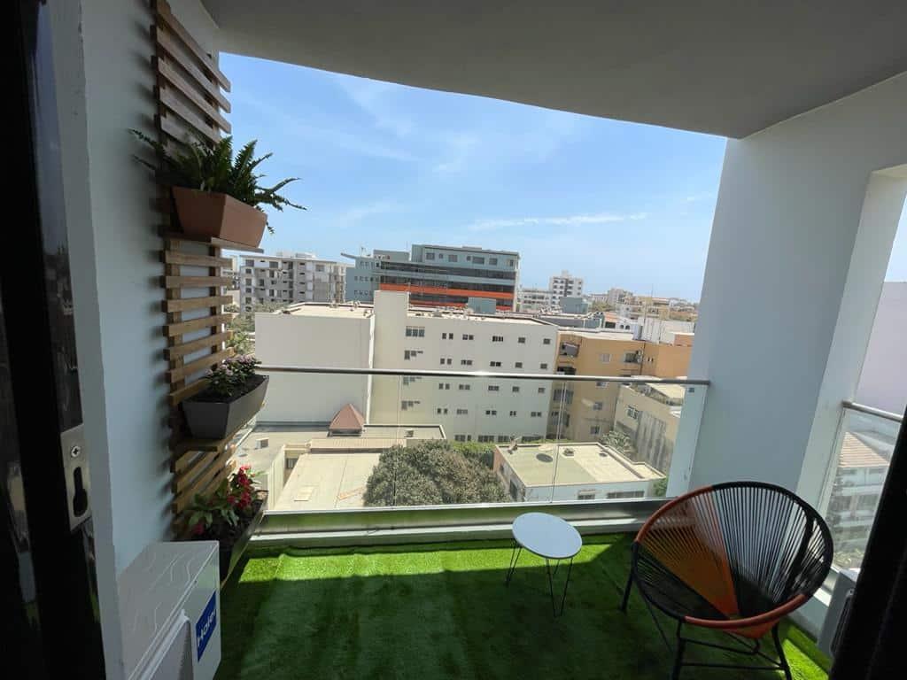 Studio Meublé à Louer à Dakar aux Point E