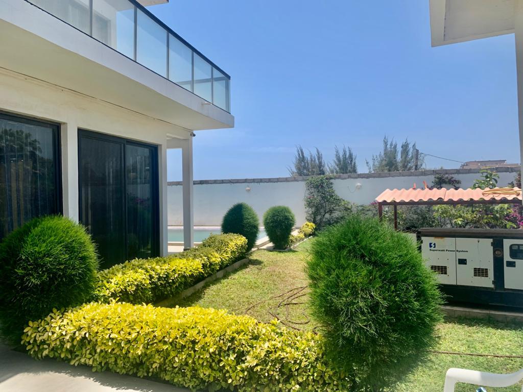 Villa à Louer à Dakar sur la Corniche des Almadies