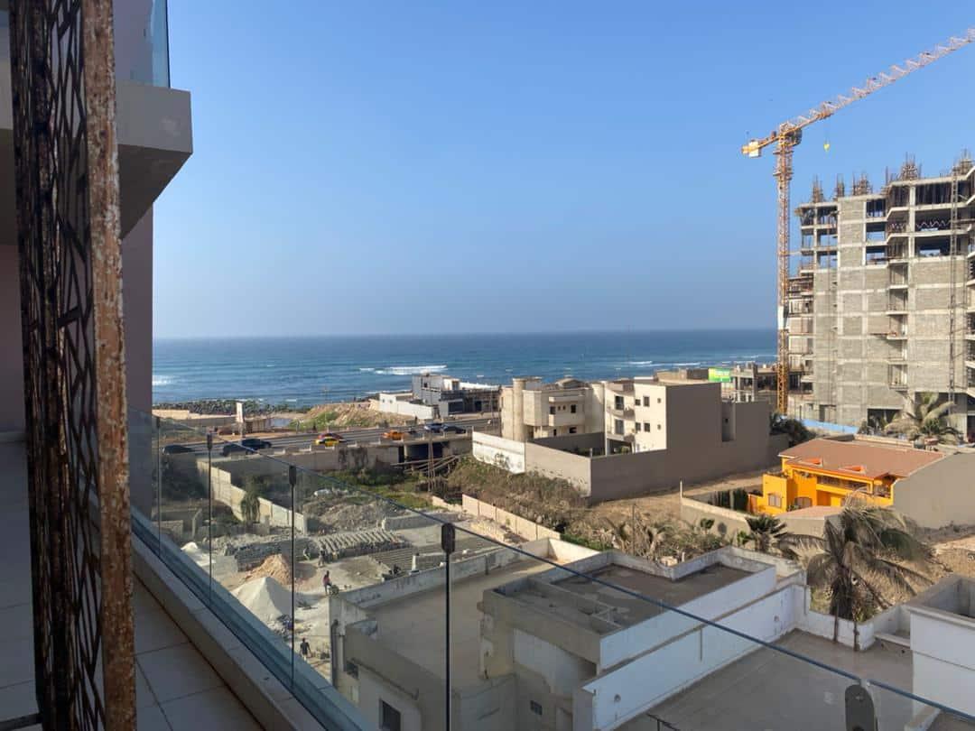 Appartement à Louer à Dakar à Ngor Almadies