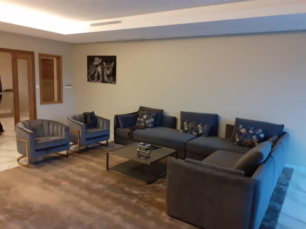 Appartement Meublé à Louer à Dakar Fann Résidence