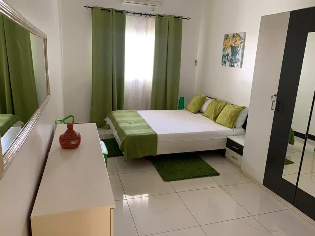 Appartement Meublé à Dakar à Mermoz