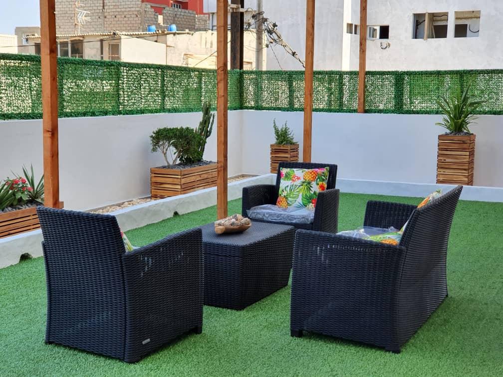 Appartement Meublé à Louer Dakar Amitié