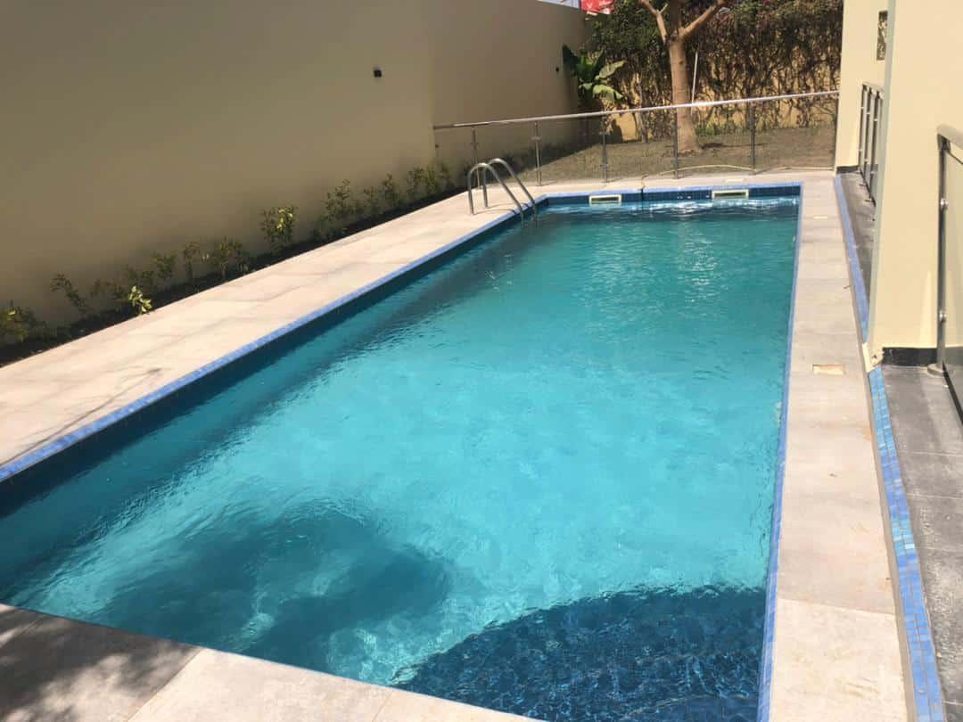Villa 4 chambres à Fann résidence