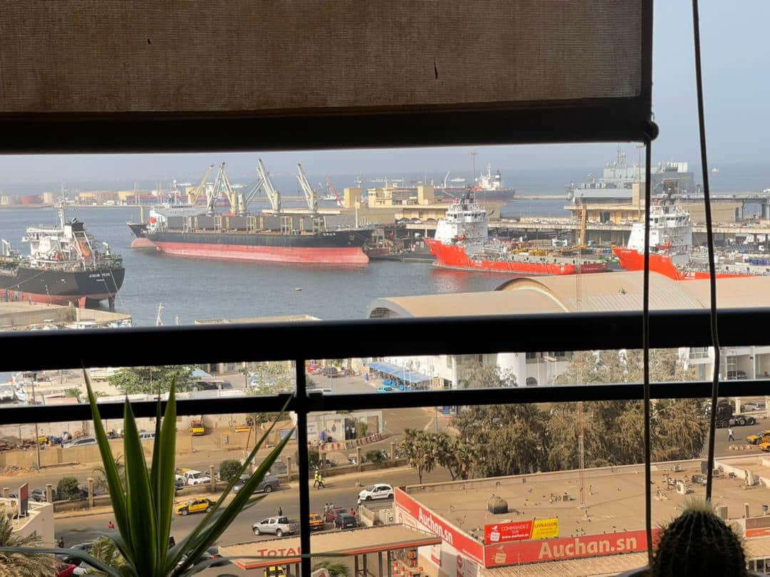 Appartement meublé à louer Dakar Plateau