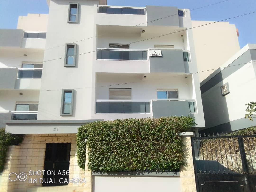 Villa à vendre à Mermoz Cité Sotrac
