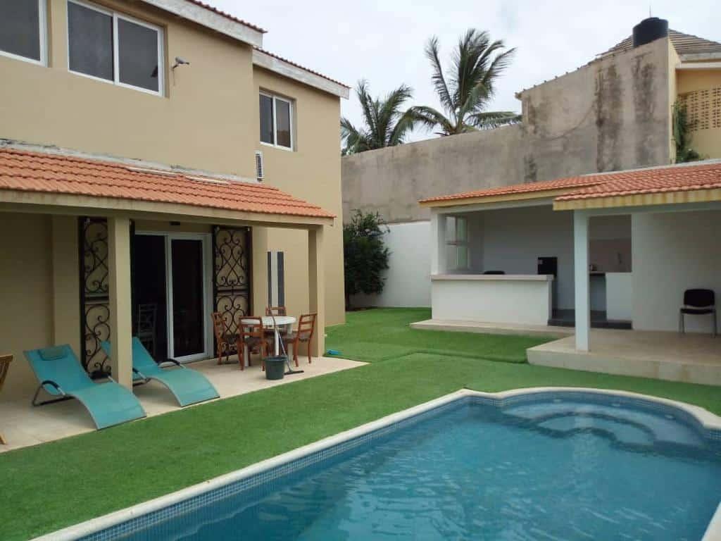 Villa à vendre à Ngaparou