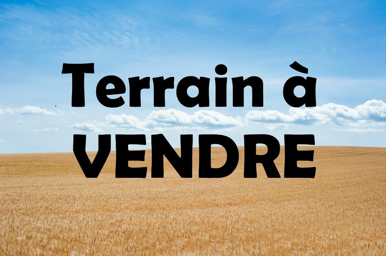 Terrain d'un hectare à vendre à Bargny
