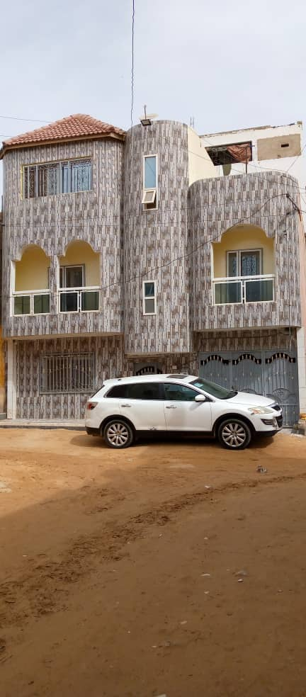 Villa à vendre à petit Mbao