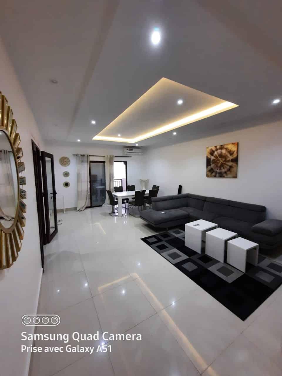 Appartement à louer à Ngor Virage