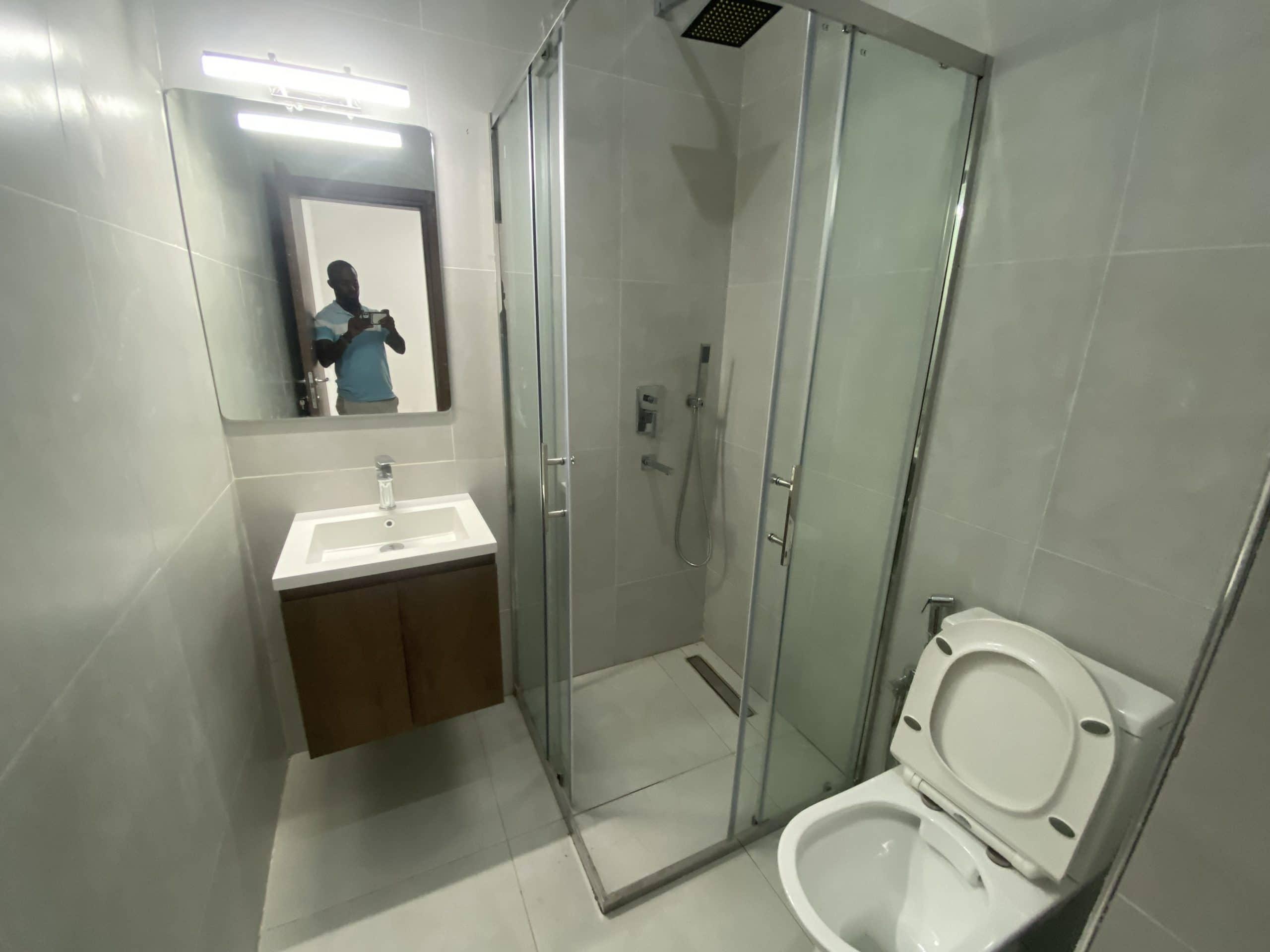 Appartement F4 haut standing à louer à Mermoz