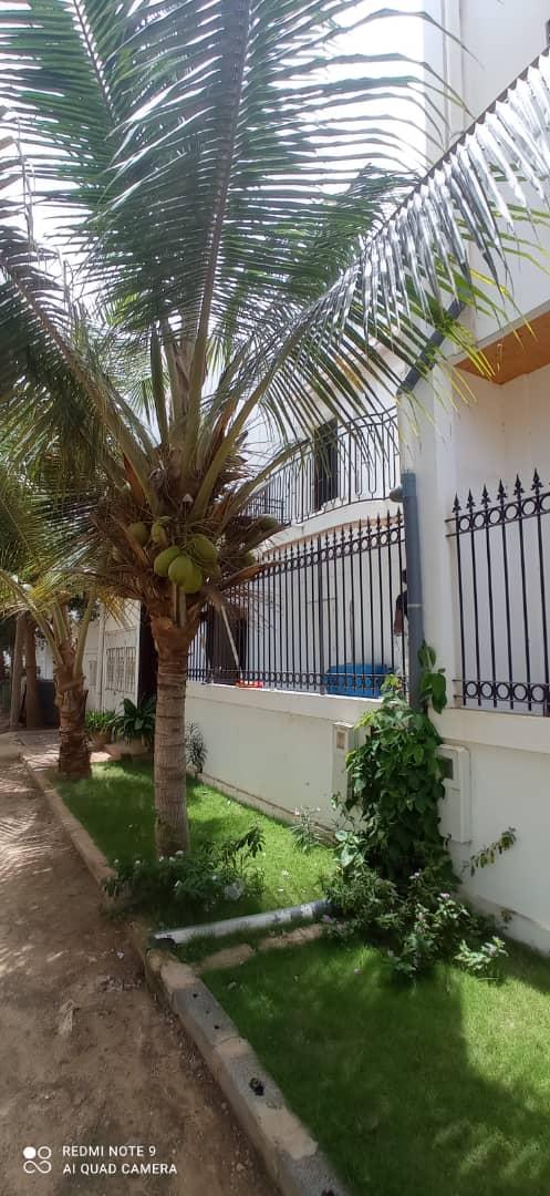 Villa Meublé à Louer à Dakar Aux Almadies