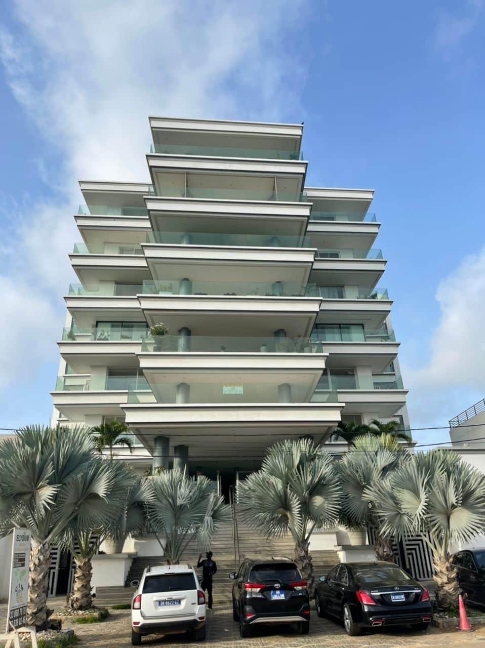 Appartement avec Vue sur mer à louer aux Almadies