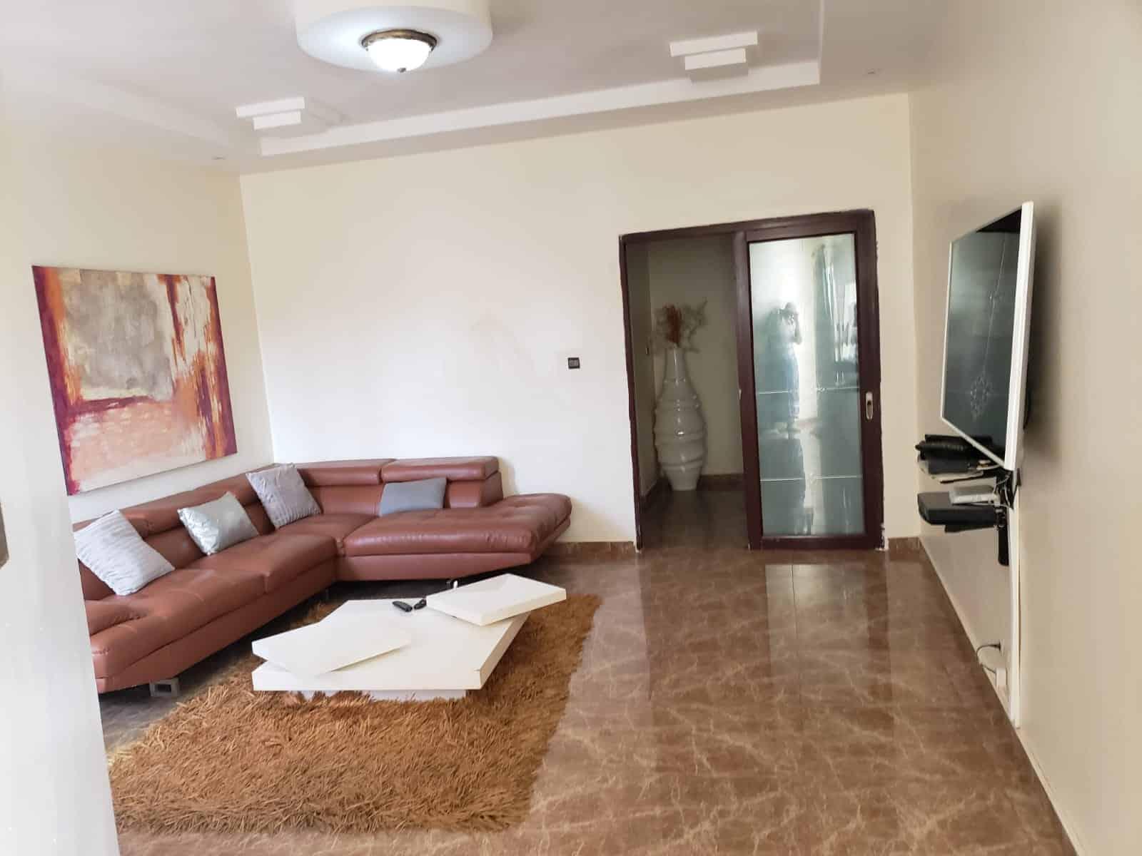 Appartement meublé à louer Almadies