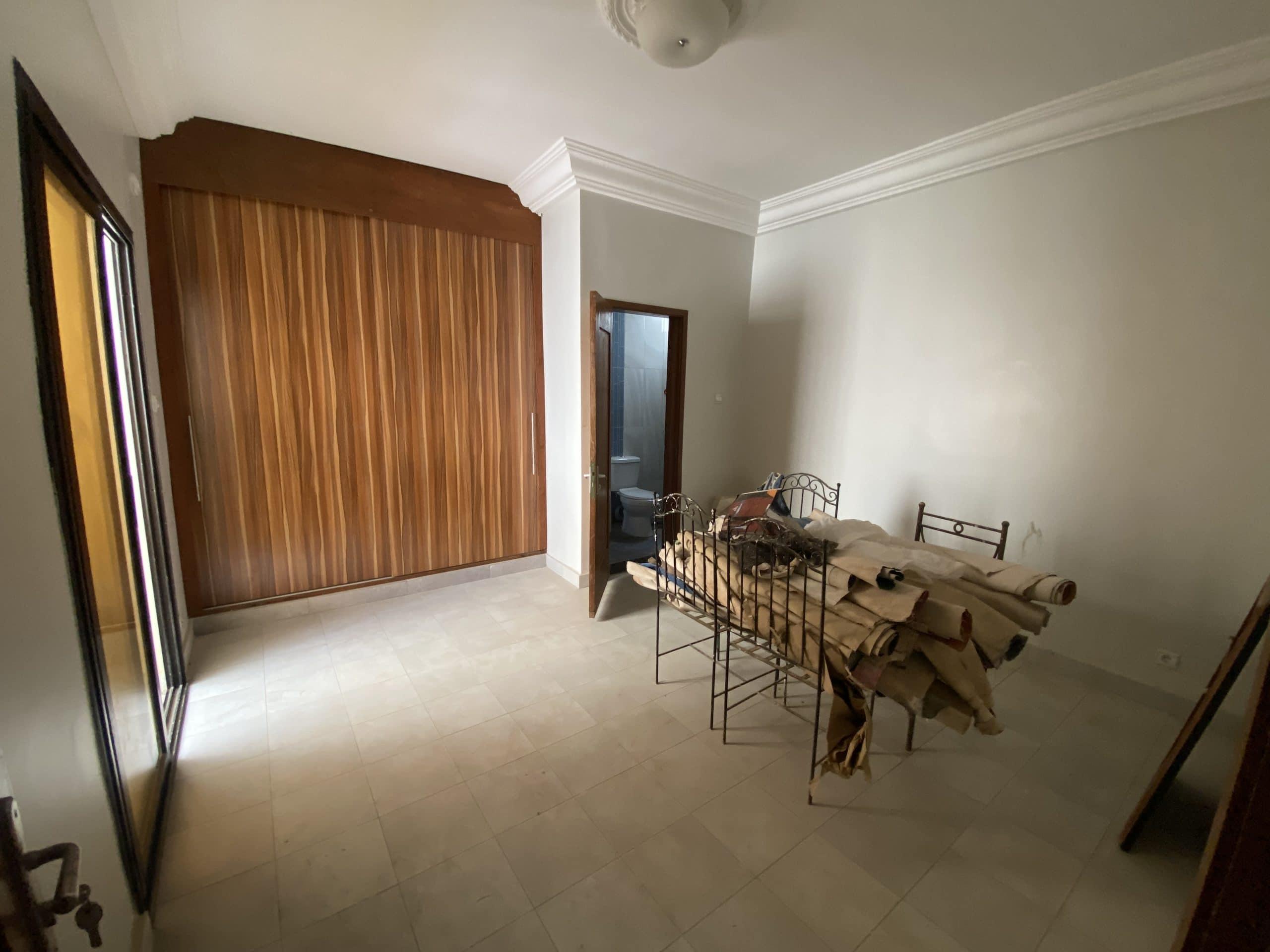 Appartement à louer Ouakam