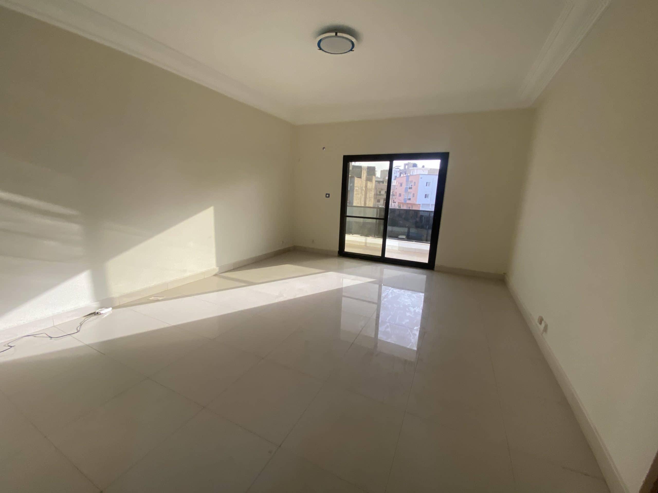 Appartement 3 chambres à louer Ouakam