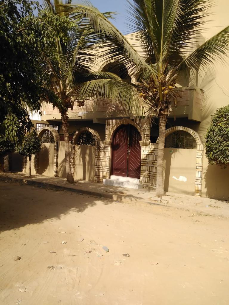 Villa à vendre à la Cité Biagui
